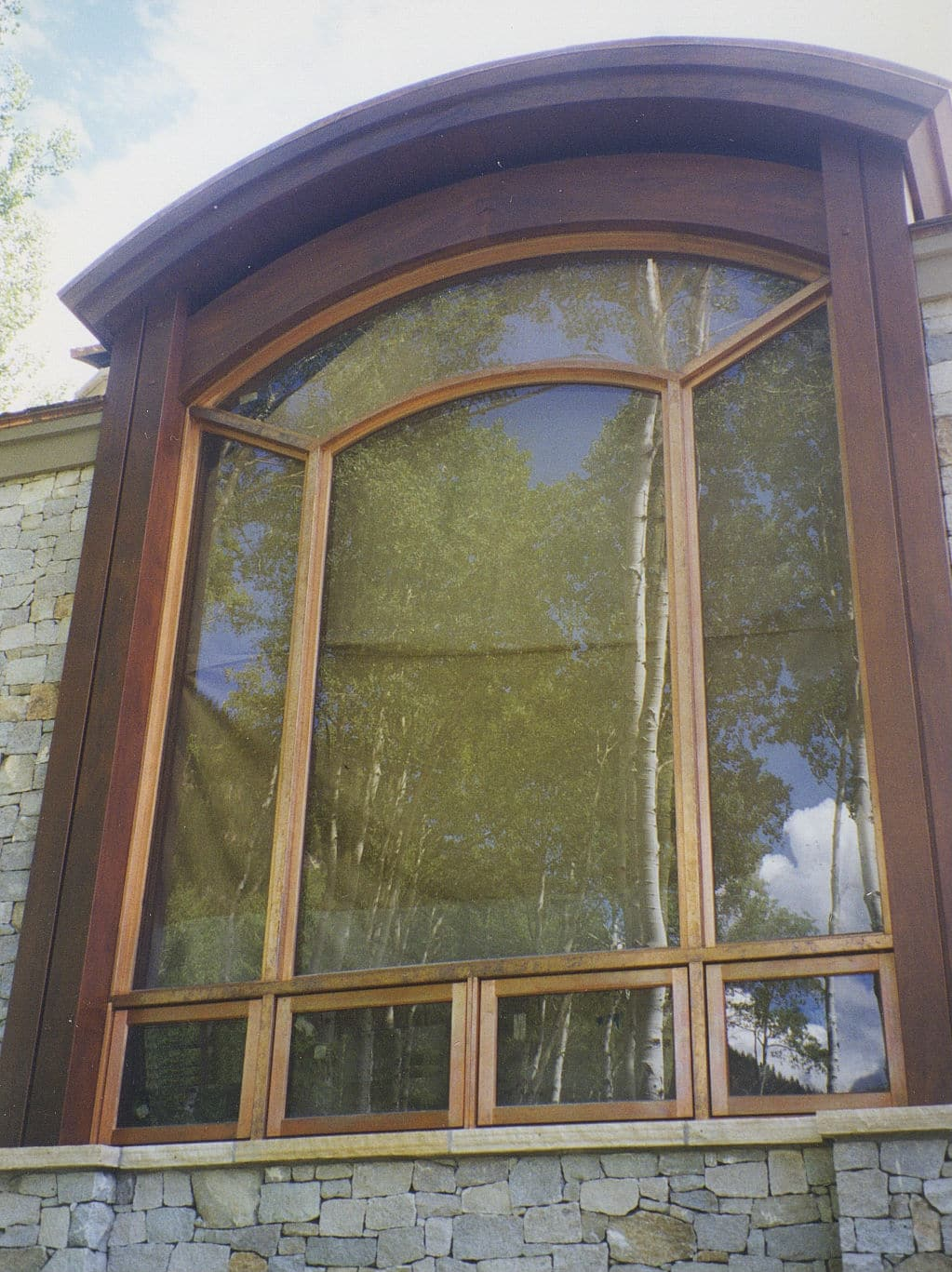 Copper Clad Window : Copper clad windows and doors in aspen co