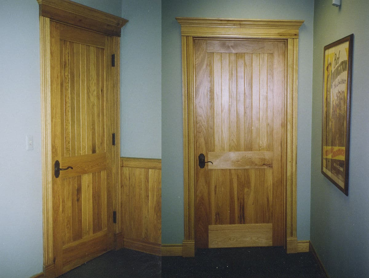 Custom_Hickory_Interior_Doors