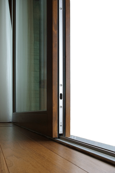 Copper Clad Window : Lift slide door with fastrack system copper clad windows
