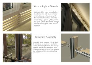 Unitherm Timber Curtain Walls